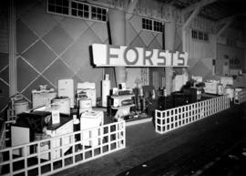 Forsts display of household appliances