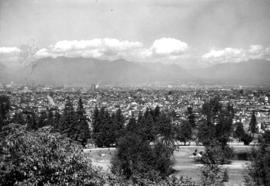 [View looking north from Queen Elizabeth Park]