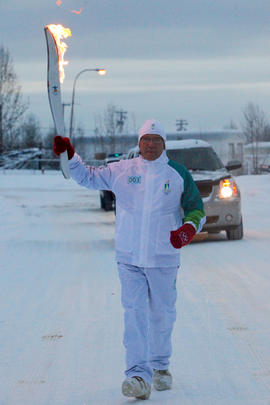 Day 095, torchbearer no. 003, Patrick W - Fort Nelson