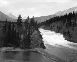 Bow River Falls, Banff