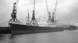 S.S. Sokorri [at dock]