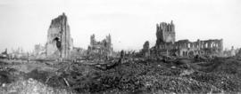 Ypres [in ruins]