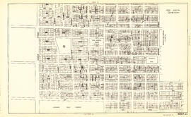 Sheet S.V. 3 : Cambie Street to Prince Edward Street and Thirty-ninth Avenue to Fiftieth Avenue