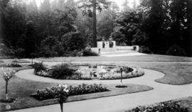 The Harding Memorial [in Stanley Park]