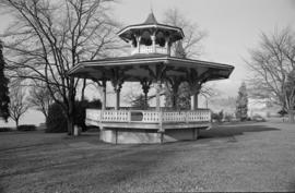 Victoria Park Bandstand [Alexandra Park Bandstand at English Bay]