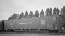 C.N.R. Boxcar Auto.[mobile Double Deck Transporter #570438]