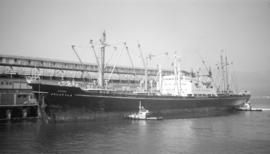 M.S. Jalakala [at dock]
