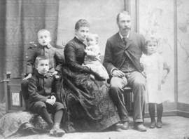 [Thomas Dunn and family]