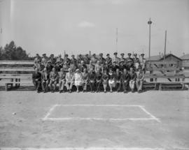 Major Smith, group picture