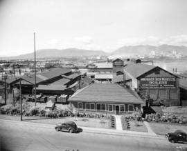 [Exterior of Vancouver Iron Works Ltd. - 1155 W. 6th Avenue]