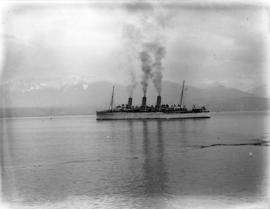 """Empress of Russia"" [leaving Vancouver]"