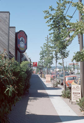 [View along the 2000 block West Broadway]
