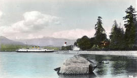 Brockton Point Lighthouse, Stanley Park, Vancouver, B.C.