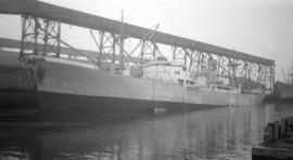 S.S. St. Cerque [at dock]