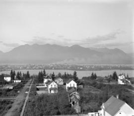 [Vancouver from Mount Pleasant]
