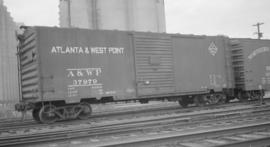 Atlanta and West Point [Railway Boxcar # 37979]