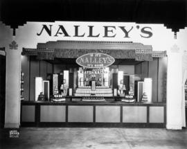 Nalley's mayonnaise display
