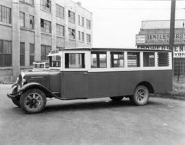 Bowers Engineering Company School Buses