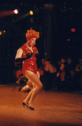 Celebration '90 : Gay Games III [The Big Wigs perform at the Fantasy Ball, Commodore Ballroom]
