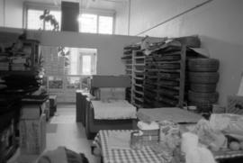 Interior of Wo Fat Bakery