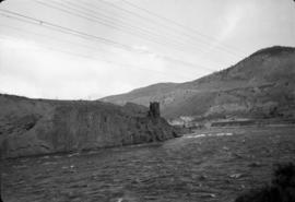 Castle Rock [on the] Fraser River