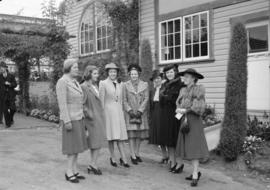 Canadian Pacific Exhibition [group of women]