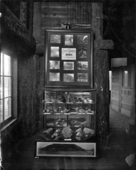 Dolly Varden Mines' display