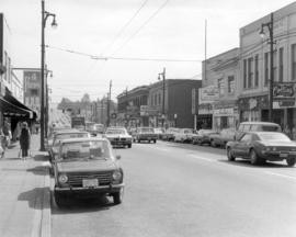 [View of the 2100 Block of West 41st Avenue]
