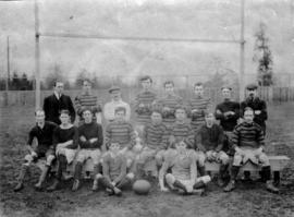 """Tigers"" Rugby [team] Vancouver 1903-1904"