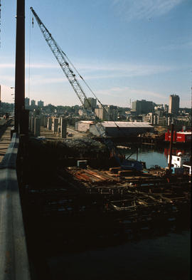 Cambie Bridge Construction - #2 [2 of 13]