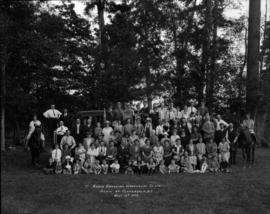 Anglo Canadian Warehouse Company Limited - Picnic at Cloverdale, B.C.