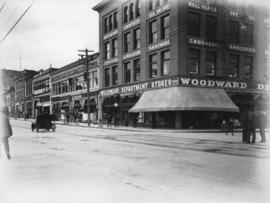 [Woodward's Department Store building, 101 West Hastings Street]