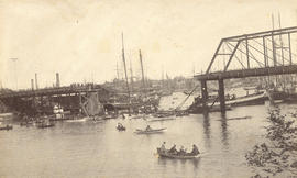 [After the collapse of the mid-section of the Point Ellice Bridge]