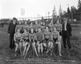 Cougars Lacrosse Team 1932