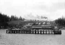 [View of Ioco Refinery from the water]