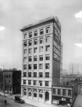 [North West Trust building, 509 Richards Street]