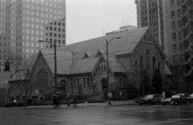 690 Burrard Street, Christ Church Cathedral