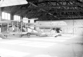 """B"" Flight Hangar"