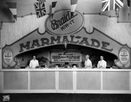 Braid's display of Min-it Marmalade