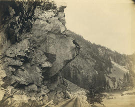 Sailor Bar Bluff [in the Fraser Canyon]