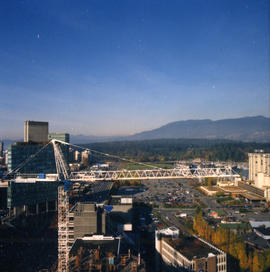 British Columbia - Vancouver skyline