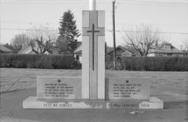 Mountain View - 1984 cenotaph