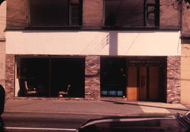 New Look Interiors storefront exterior - 300-Block West Cordova Street