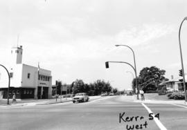 Kerr [Street] and 54th [Avenue looking] west