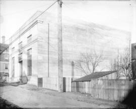 [Haro Street substation, located on Haro between Burrard and Thurlow Streets]