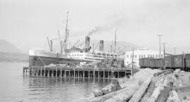 M.S. Aorangi [at Terminal Dock]