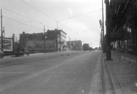 Granville [Street] and 8th [Avenue] southeast
