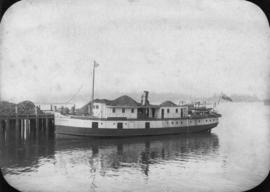 "Union Steamships ""Comox"""