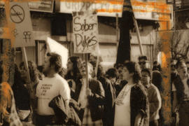 Dykes on the Drive : dyke march : international lesbian week