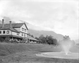 C.P.R. Hotel at North Bend